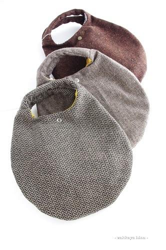 s-ウール ブローチのためのバッグ