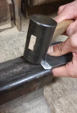 鉋 刃こぼれ 刃の欠け 裏押し