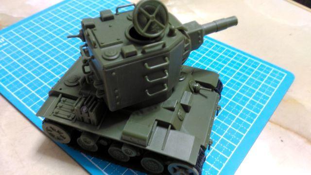 MENG KV-2その4