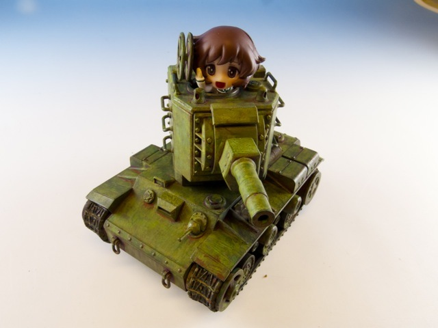 MENG KV-2その15