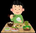 syokuji_man[1]
