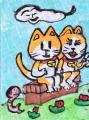 龍―猫名画 (3)