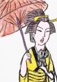 龍猫のいる絵龍 (1)