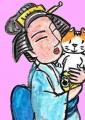 龍―猫名画 (5)