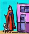 龍魔猫犬の散歩 (6)