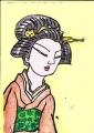 龍猫江戸美人画お (3)