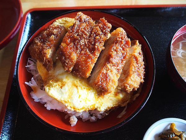 柳津風ソースカツ丼