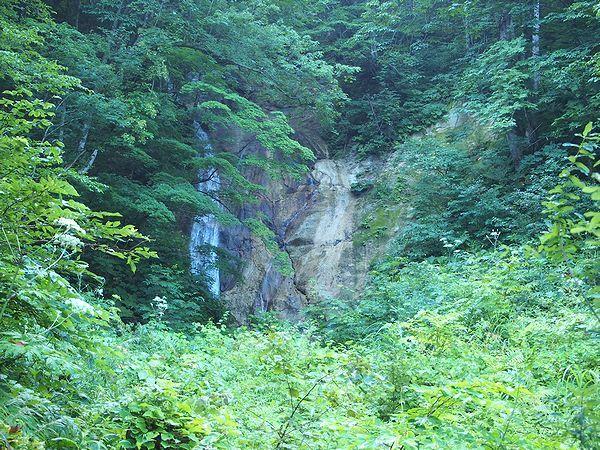 滝見の湯@ランプの宿青荷温泉