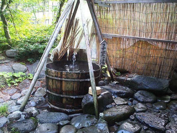 子宝の湯@ランプの宿青荷温泉