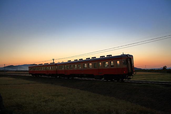 島原鉄道のキハ20 Ⅱ