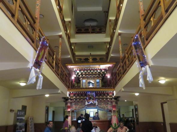 ブータンホテル