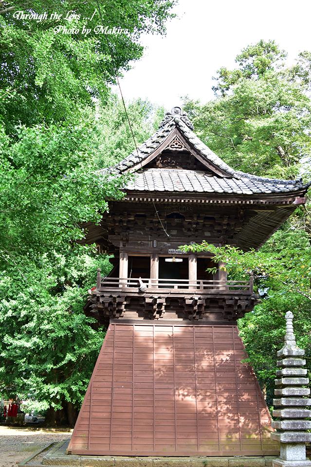 西蓮寺鐘楼56D3