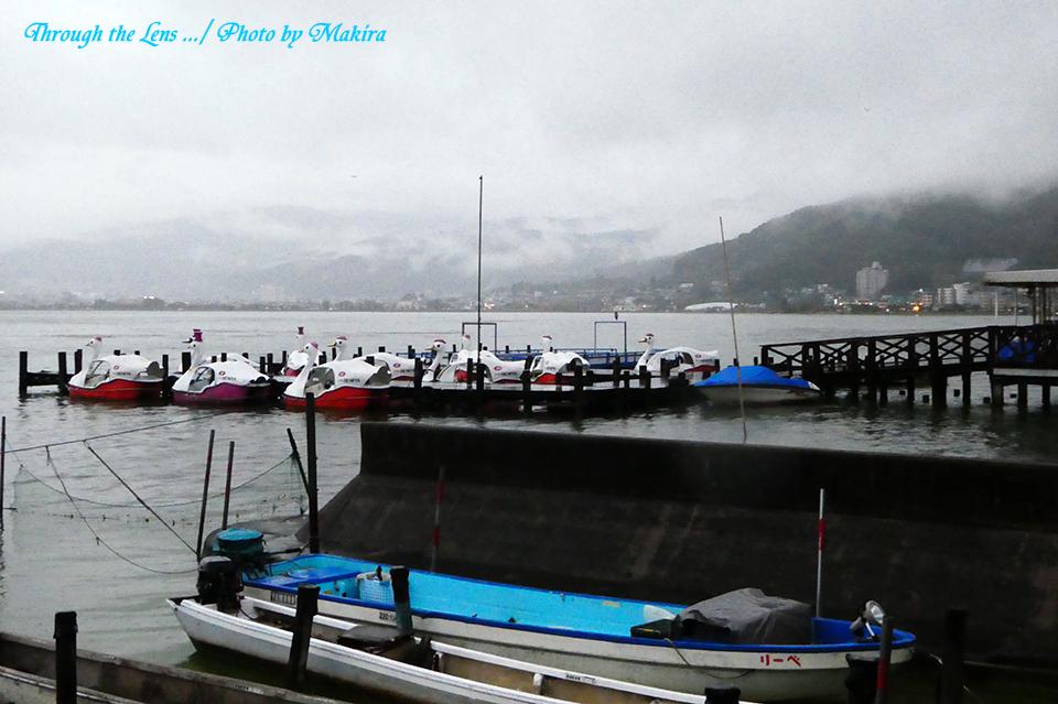 諏訪湖TZ5