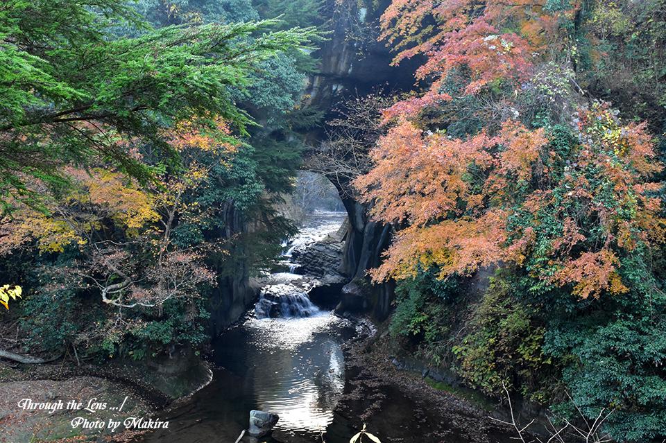 亀岩の洞窟(濃溝の滝)56D7