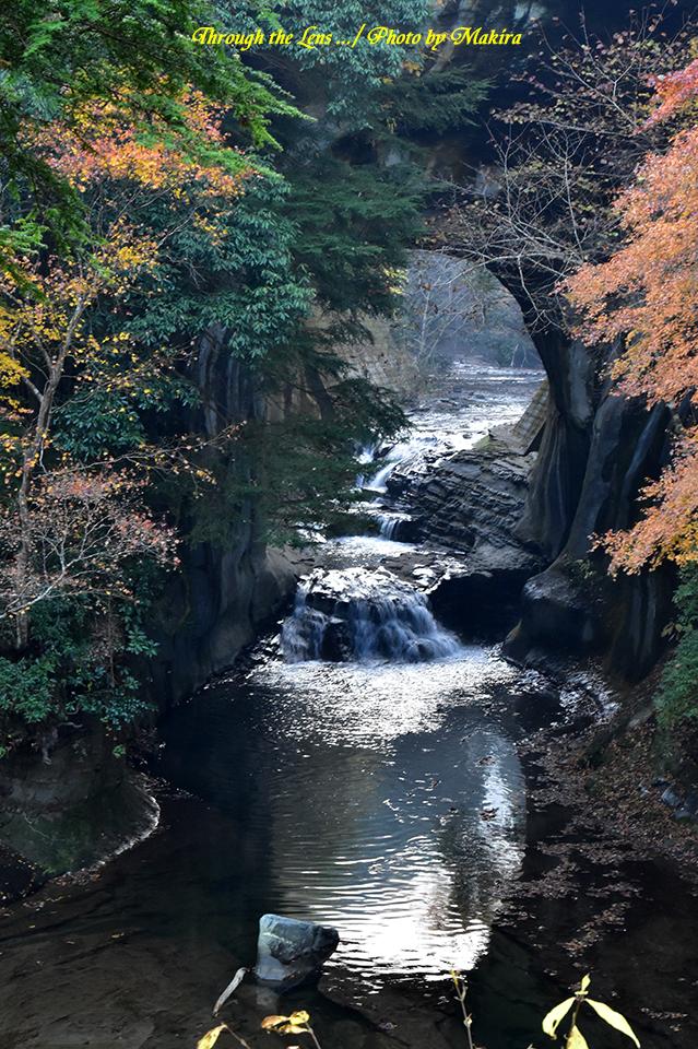 亀岩の洞窟(濃溝の滝)56D6