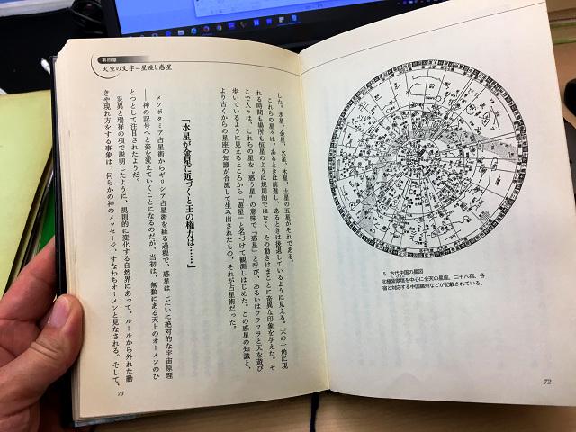 占いの宇宙誌―運命を読み解く思想の源流 by占いとか魔術とか所蔵画像