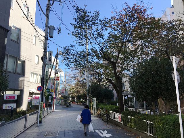 雲一つないスッキリ冬晴れな東京1@2017年11月16日 by占いとか魔術とか所蔵画像