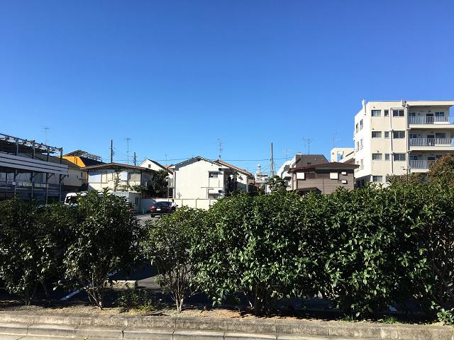 雲一つないスッキリ冬晴れな東京2@2017年11月16日 by占いとか魔術とか所蔵画像