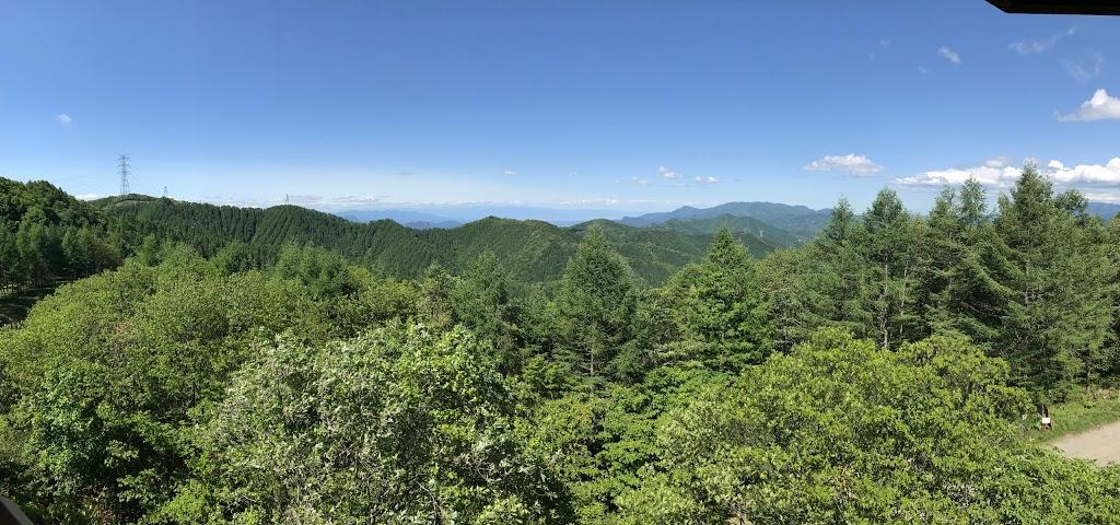 十石峠展望台
