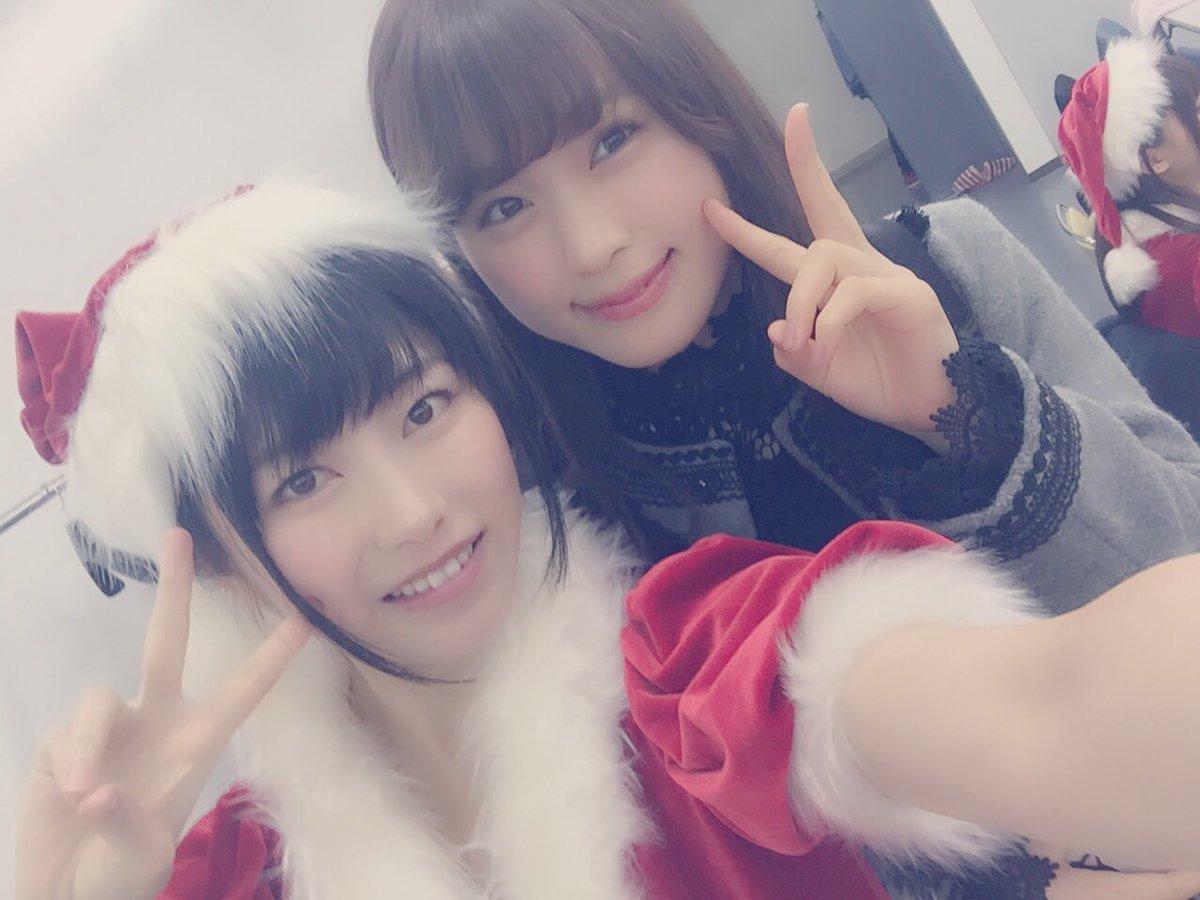 横山由依 2018 クリスマス 4