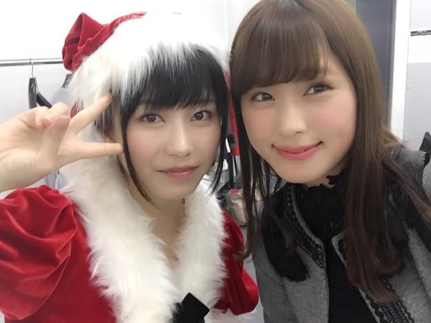 横山由依 2018 クリスマス 3