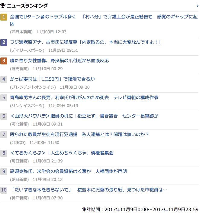 2017-11-09_木_gooランキング