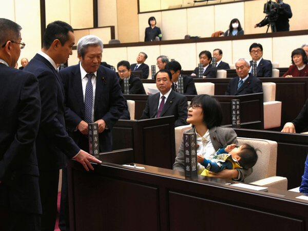 熊本市議会 赤ちゃん