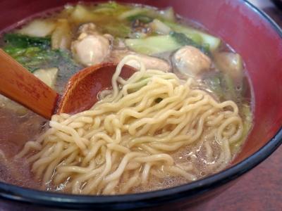 しんざん麺