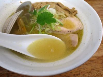 心羽スープ