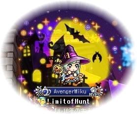 キラキラかぼちゃ星