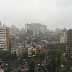 雨のポルトアレグレ1