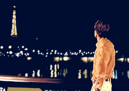 映画「ミッドナイト・イン・パリ」観ました