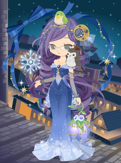 ナイトクイーンマーメイドドレス