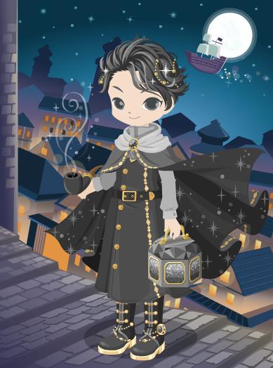 ナイトウィザードスーツ