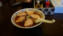 チャーシュー麺(20171118)