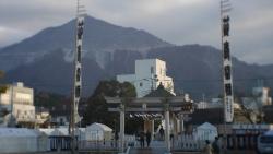 武甲山が見えます (20171202)