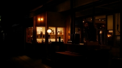 夜の珈琲店 (20171202)