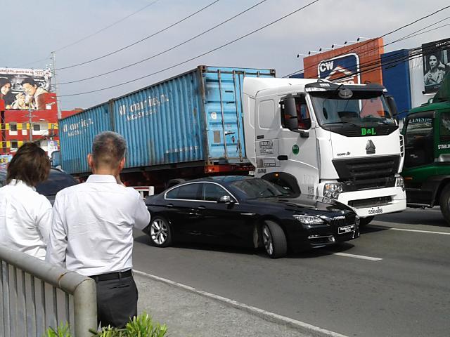BMW事故