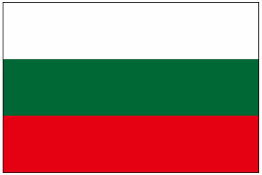 ブルガリア国旗