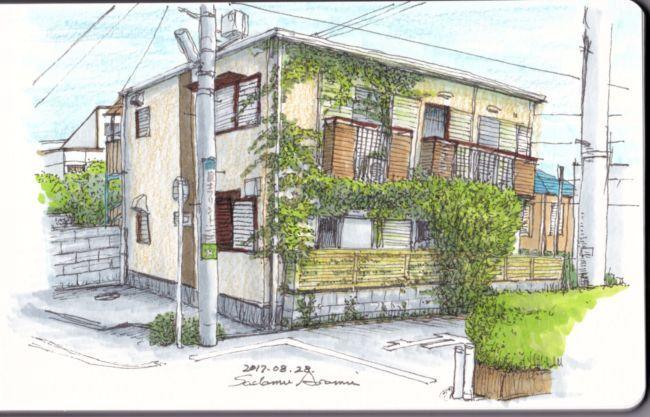 apartment  0830