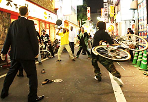 歌舞伎町 ヤクザ