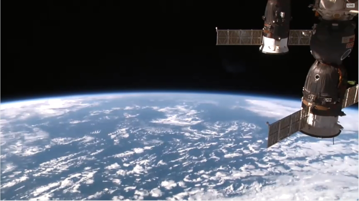 ISS Earth Viewing