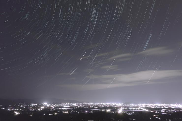 福島市夜景