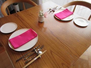 私達のテーブル