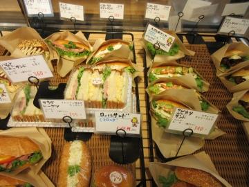 ・サンド類充実