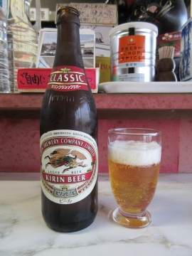 ビールセット 900円のビール(中瓶)