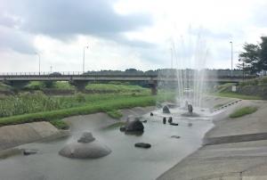 水遊び公園③
