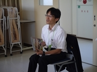 石巻北高校ブログ用①