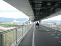181117羽束師橋の自歩道橋
