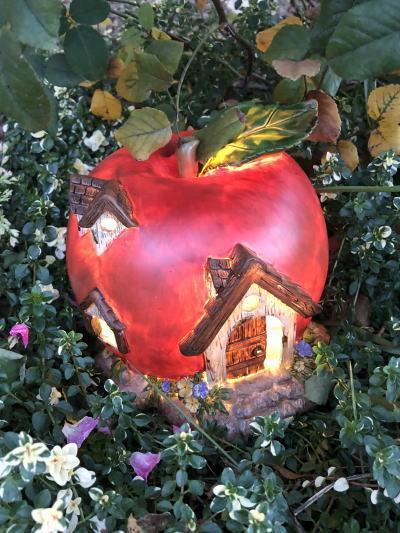 ブログ1215りんごハウス